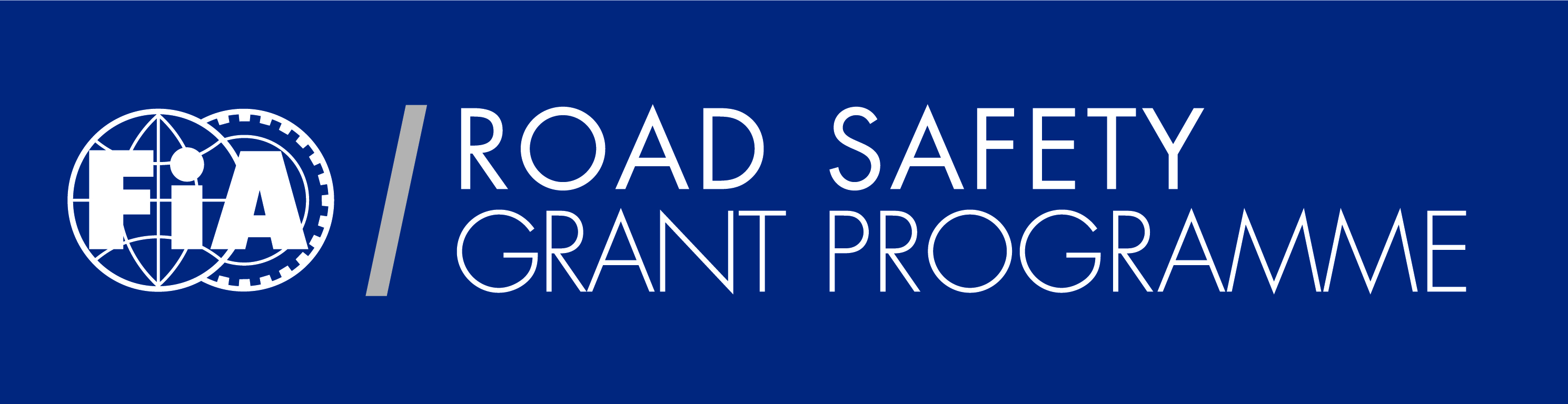 FIA Road Safety Grant Programme